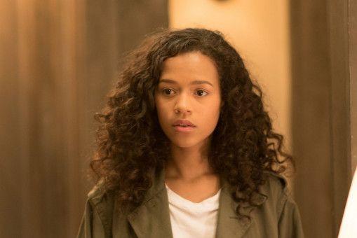 Auf einmal ist sie da: Die 16-jährige Tess (Taylor Russell) steht vor der Tür ihres Onkels.