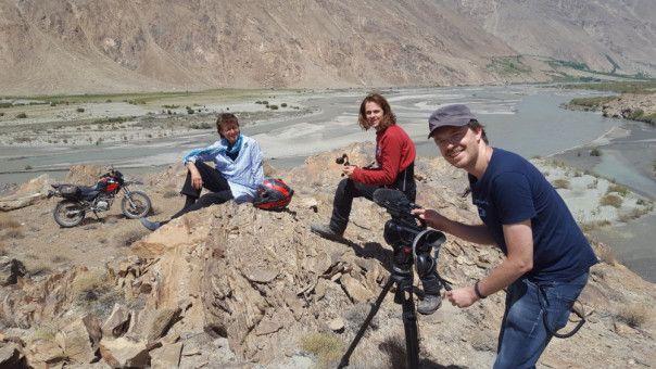 Rund 234 Stunden Filmmaterial sammelten Margot und Filmteam.