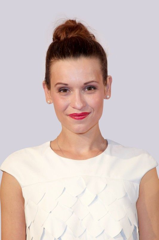 Schauspielerin Kristin Suckow.