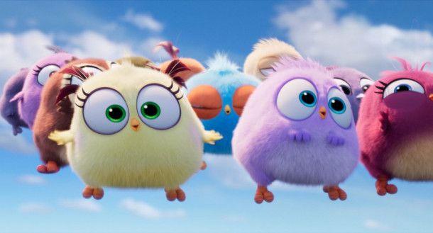 """Selbstverständlich ungemein putzig: die Küken in """"Angry Birds 2 - Der Film""""."""