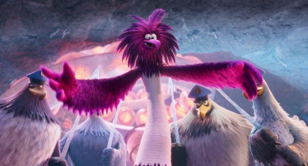 """""""Angry Birds 2 - Der Film"""" zielt nicht nur auf die Kinder als Publikum, auch Erwachsene sollen ihren Spaß haben."""