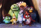 """Erstaunen? Erschrecken? Angst? """"Angry Birds 2 - Der Film"""" spielt mit den erprobten Mitteln des Animationsfilms."""