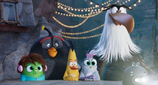 Nach drei Jahren sind die Angry Birds zurück.