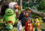 "Noch wilder, noch irrsinniger, noch abstruser, noch schräger, kurz: noch unterhaltsamer: ""Angry Birds 2 - Der Film""."