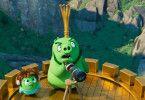 """Zehn Jahre liegt die Veröffentlichung des ersten """"Angry Birds""""-Computerspiels inzwischen zurück."""