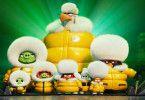 """Nicht nur optisch ein großer Spaß: """"Angry Birds 2 - Der Film""""."""