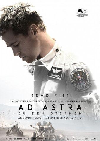 """Familienaufstellung im Weltall: In """"Ad Astra - Zu den Sternen"""" reist Brad Pitt bis an den Rand unseres Sonnensystems."""