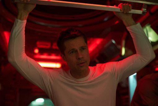 """Für seine Rolle als Astronaut in """"Ad Astra"""" kann Brad Pitt auf eine Oscar-Nominierung hoffen."""