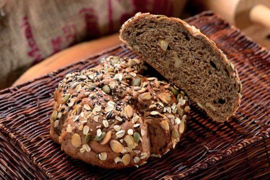 Lecker und gesund: Brot aus dem eigenen Backofen.
