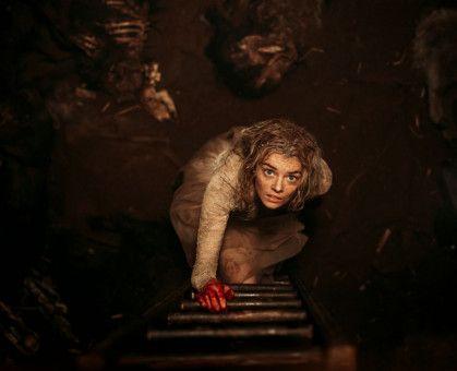 Blut, Schweiß und Tränen: Grace (Samara Weaving) leistet erbitterten Widerstand.