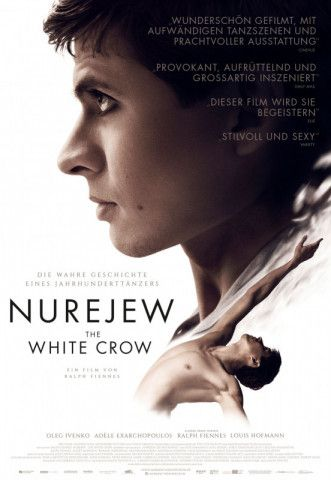 """Das Biopic """"Nurejew - The White Crow"""" erzählt vom Leben und der Kunst des Balletttänzers Rudolf Nurejew."""