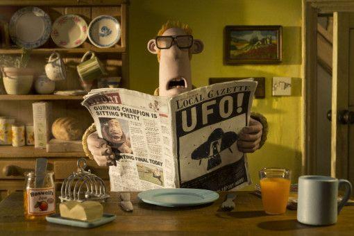 Ufo-Alarm im idyllischen Mossingham...