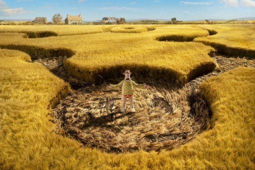 Wie entstehen eigentliich Kornkreise? Endlich wird das Geheimnis gelüftet.