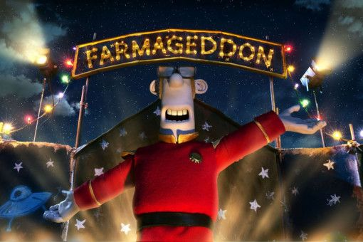 Mit Farmageddon wittert der Bauer die Chance, sich den Mähdrescher seiner Träume zu kaufen.
