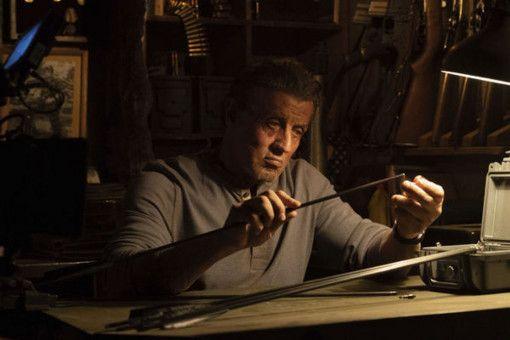 Selbstverständlich bereit für die Rettungsmission: John Rambo (Sylvester Stallone).