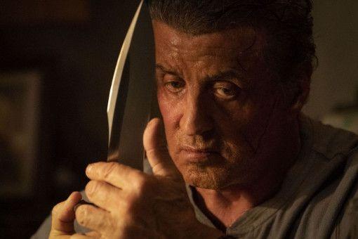 John Rambo (Sylvester Stallone) hat viele große Schlachten in seinem Leben geschlagen.