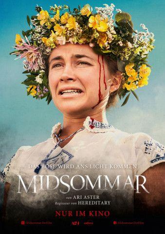 """Blut statt Blumen, Gewalt statt Gewänder: """"Midsommar"""" ist der beste Horrorfilm des Jahres."""