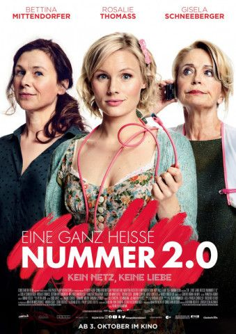"""Nah an der Lebenswirklichkeit, aber mit mäßigem Drehbuch kann die bayerische Komödie """"Eine ganz heiße Nummer 2.0"""" nur bedingt überzeugen."""