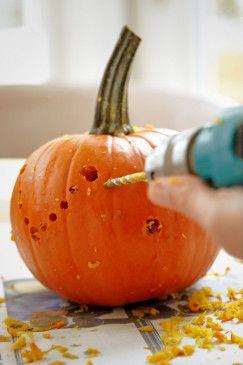 Im Herbst schlägt die Zeit der Kürbisse – auch als Deko.