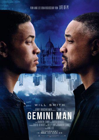"""In """"Gemini Man"""" sieht sich ein Ex-Profikiller mit einem jüngeren Klon seiner selbst konfrontiert."""