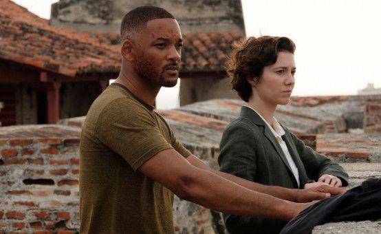 Unterstützung bekommt Ex-Profikiller Henry Brogan (Will Smith) auf seiner Flucht von der DIA-Agentin Danny Zakarweski (Mary Elizabeth Winstead).