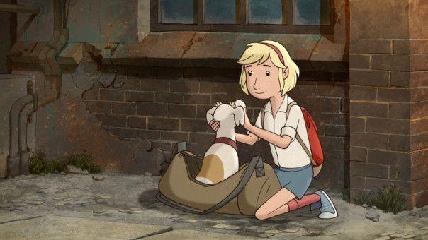 Als ihre Freundin nicht mehr zurückkommt, muss sich Fritzi um Hund Sputnik kümmern.