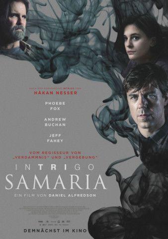 """""""Intrigo: Samaria"""" kommt am selben Tag in die deutschen Kinos wie """"Intrigo: In Liebe Agnes"""", der dritte Teil von Håkan Nessers Kurzgeschichtentrilogie."""