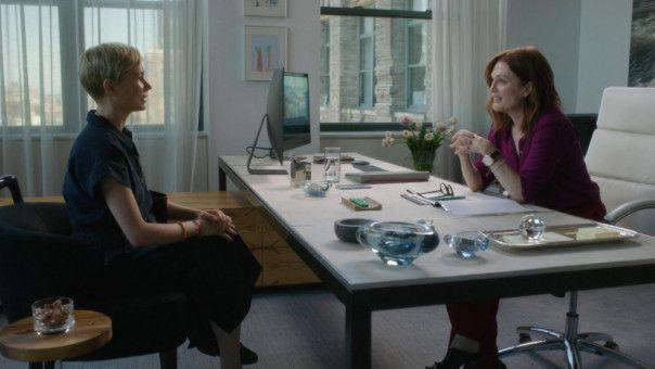 Isabel (Michelle Williams) und Theresa (Julianne Moore) lernen sich in New York kennen. Es geht um viel Geld.