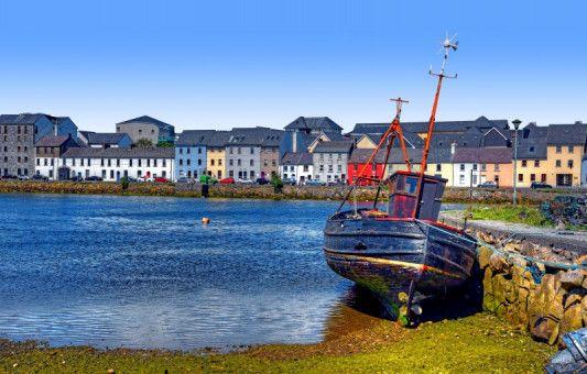 Der Irland-Krimi spielt in Galway.