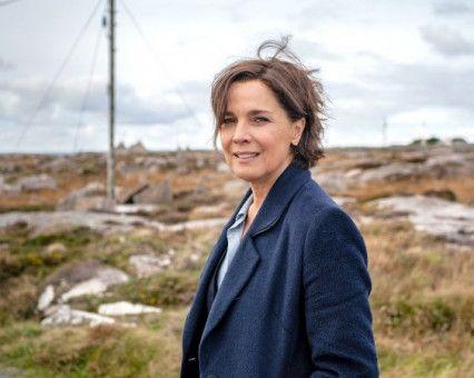 Désirée Nosbusch hat sich während der Dreharbeiten in Irland verliebt.