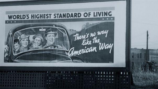 """Der """"American Way of Life"""" als Modell für die Welt?"""