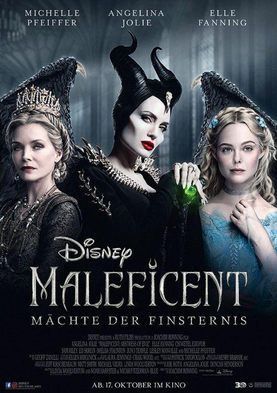 """In """"Maleficent: Mächte der Finsternis"""" stellt sich die durchtriebene Königin Ingrith zwischen die Fee Maleficent und ihre Patentochter Aurora."""