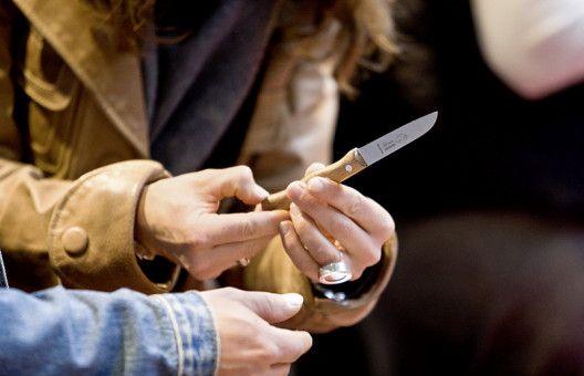 Am 9. und 10. November wird der MesserGabelScherenMarkt aufgebaut.