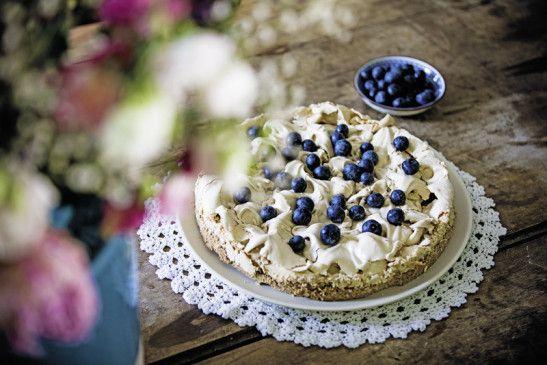 Kaffee-Mandel-Torte: köstliche Auszeit