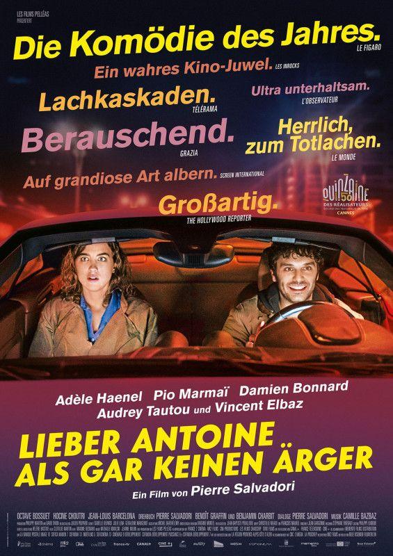 """Die Komödie """"Lieber Antoine als gar keinen Ärger"""" begeisterte im Herkunftsland Frankreich Zuschauer und Kritiker zugleich."""