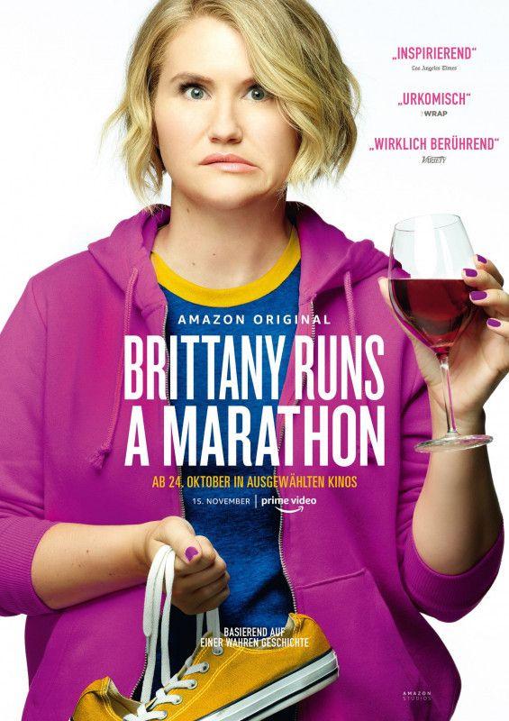 """Bevor """"Brittany Runs a Marathon"""" bei Amazon zum Abruf bereitsteht, läuft die US-Komödie auch in ausgewählten Kinos."""