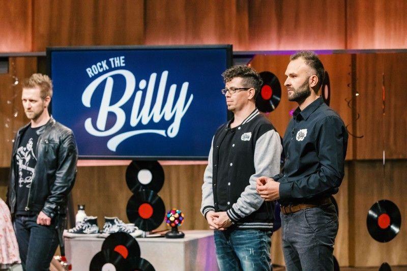 """<b>Folge 8:</b> Rene Taumberger und David Pirker stellen mit """"Rock the Billy"""" ihr Tanz-Workout vor. Trainer können eine Lizenz erwerben und sich ausbilden lassen, zudem verkaufen die Gründer Merchandise."""