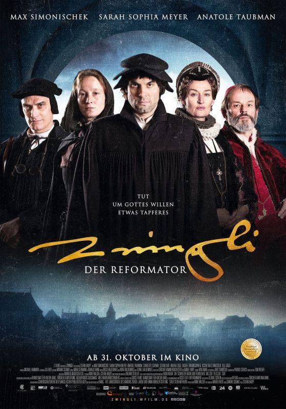 """Das Biopic """"Zwingli - Der Reformator"""" erzählt von den religiösen Umwälzungen in der Schweiz des Mittelalters."""