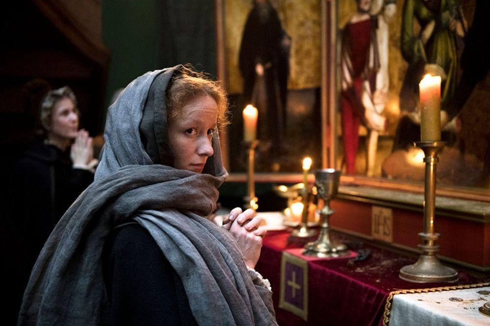 Zwinglis Frau Anna Reinhardt (Sarah Sophia Meier) ist nicht immer derselben Meinung wie ihr Mann.