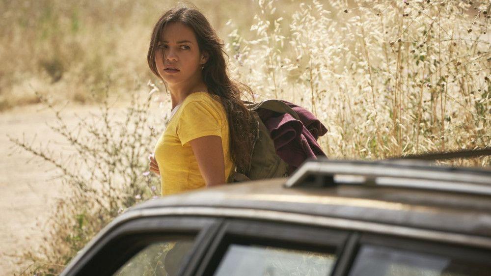 Das normale Leben von Dani Ramos (Natalia Reyes) ändert sich von einem Augenblick zum nächsten.