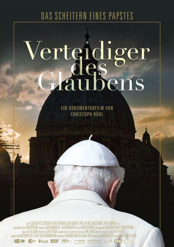 """Ein frommer Mann, dessen Mission gescheitert ist - so zeigt """"Verteidiger des Glaubens"""" Benedikt XVI."""