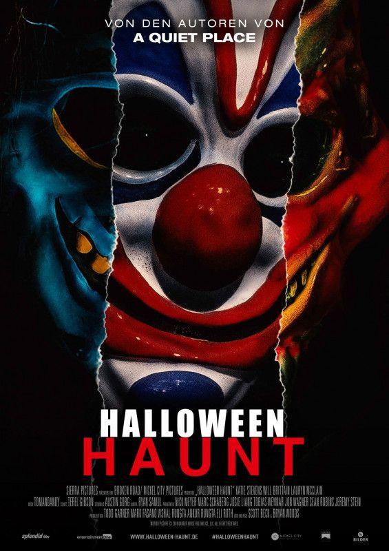 """Bei diesem Film vergeht einem die Lust auf die Geisterbahn: """"Halloween Haunt"""" ist deftige Horrorkost."""