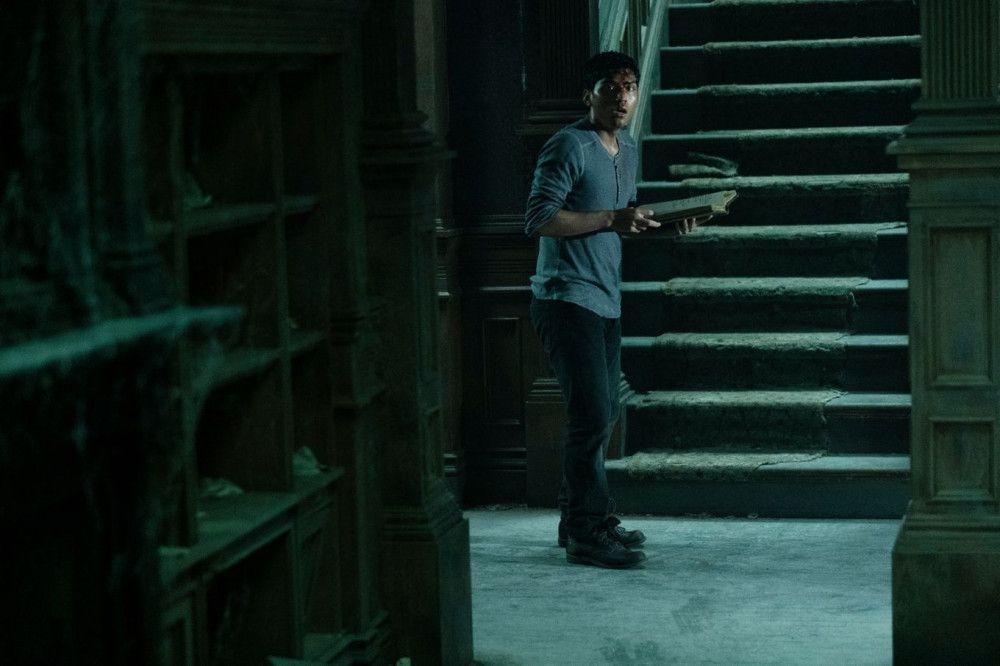 Ramón (Michael Garza) will nur noch weg.