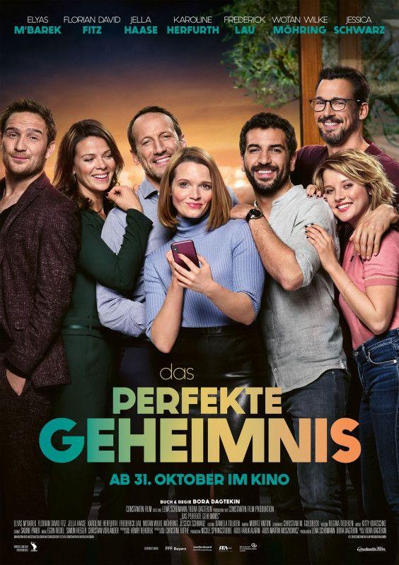 """Die hochkarätig besetzte Komödie """"Das perfekte Geheimnis"""" adaptiert einen italienischen Erfolgsfilm und macht vieles richtig. Aber nicht alles."""