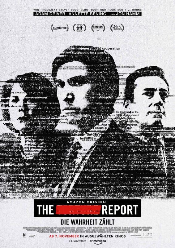 """Die Wahrheit ist erschreckender als jede Fiktion: """"The Report"""" erzählt von der Entstehung eines Senatsberichts über die Foltergefängnisse der CIA."""