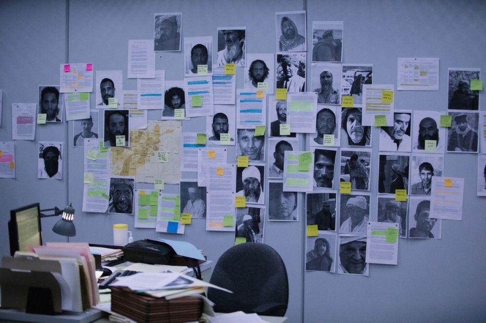 Bilder an der Wand: Dutzende Menschen wurden Opfer amerikanischer Machenschaften.