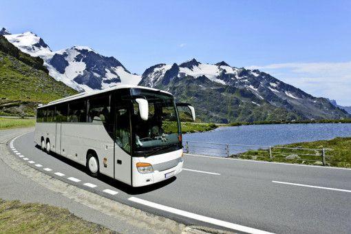 Beliebtes Gefährt: 2018 waren in Deutschland rund 23 Millionen Passagiere mit dem Reisebus unterwegs