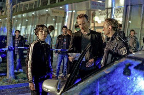 10. Tatort in Berlin: Rubin (Meret Becker) und Karow (Mark Waschke)