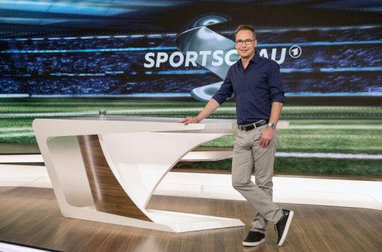 Sportschau-Moderator Matthias Opdenhövel.