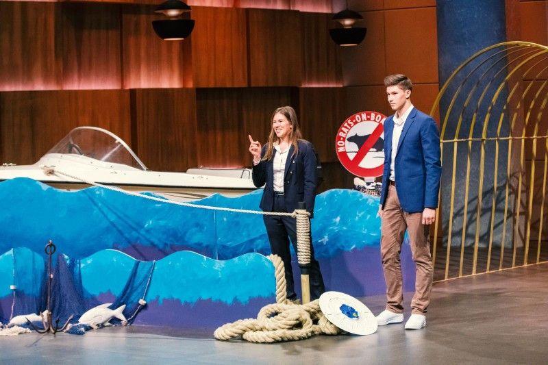"""<b>Folge 10:</b> Ratten an Bord – wer kennt das Problem nicht? Na gut, für Bootsbesitzer sicherlich ein  Problem. Die Geschwister Jaqueline und Simon Burkhardt stellen mit """"no rats on board"""" ein Rattenstopper für Boote, Yachten und Schiffe vor."""